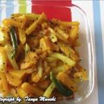 Stir Fried Vanaspati