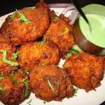 Onion Bhajia (4 Pieces)