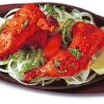 Tandoori Chicken (Half)