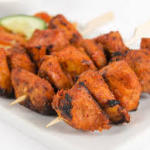 Fish Tikka (4 Pieces)