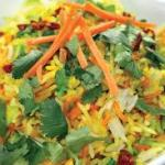 Vegetable Pulao / Pea Pulao