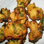 Spinach Pakora (4 pieces)