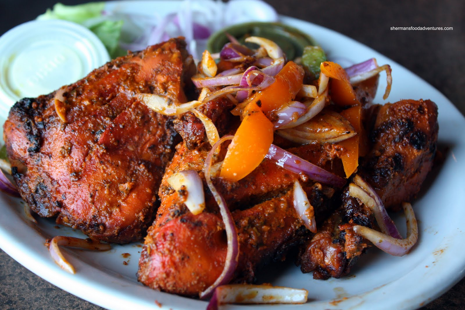 Chicken Tandoori Half Tandoori Chicken Jpg